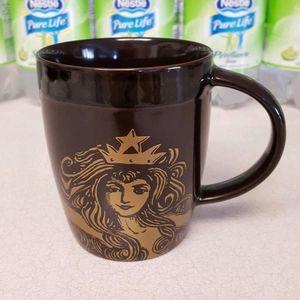 Starbucks 2012 Anniversary Mermaid Mug